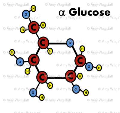 alpha glucose colour