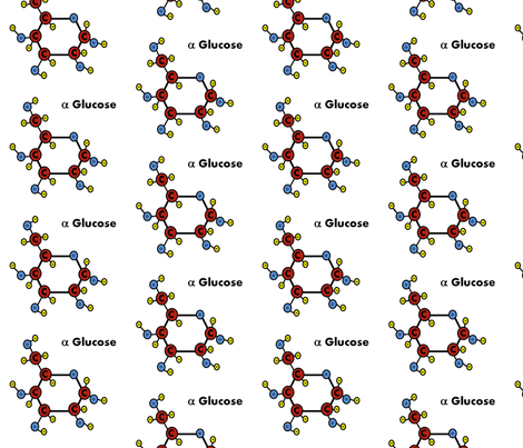 alpha glucose colour fabric by amysworlds on Spoonflower - custom fabric