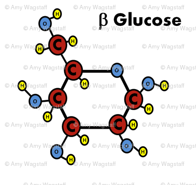 beta glucose colour