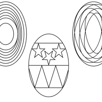 Colour your own eggs