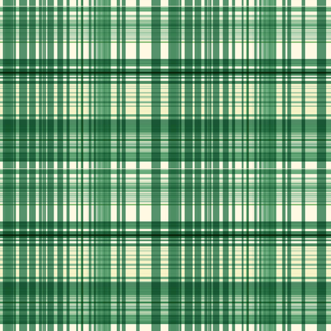 Fern plaid fabric by paragonstudios on Spoonflower - custom fabric