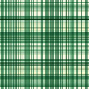 Fern plaid