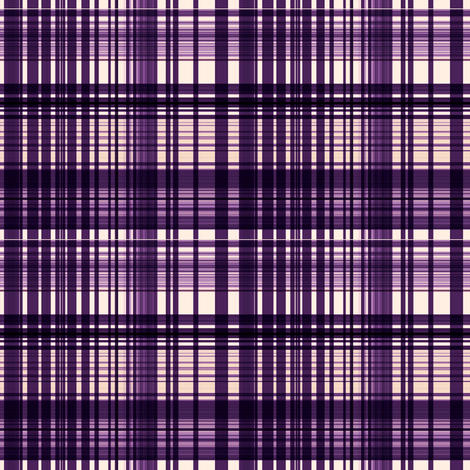 Grape jelly plaid fabric by paragonstudios on Spoonflower - custom fabric