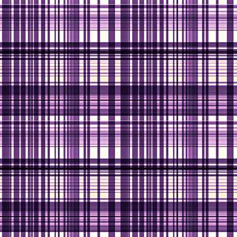 plum mad plaid fabric by paragonstudios on Spoonflower - custom fabric