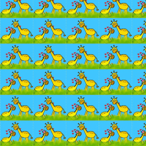 Baby Giraffe Love - Small