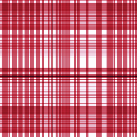 Ruby plaid fabric by paragonstudios on Spoonflower - custom fabric