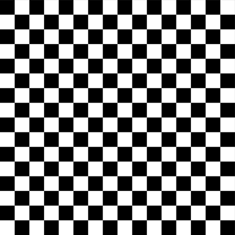 Checkered Inspiration fabric by karenharveycox on Spoonflower - custom fabric