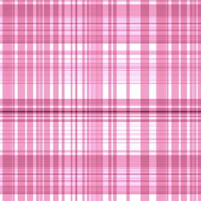 pretty in pink plaid