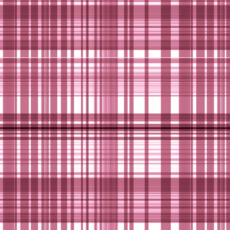 Wild Cherry plaid fabric by paragonstudios on Spoonflower - custom fabric