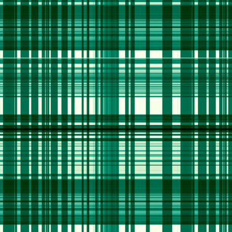 Emerald plaid fabric by paragonstudios on Spoonflower - custom fabric