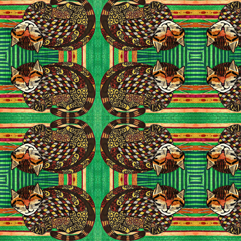 nicholas otto the third fabric by iamseamonster on Spoonflower - custom fabric