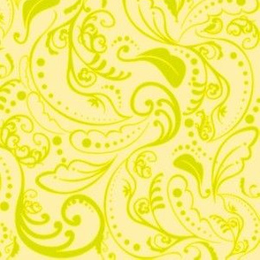 Art Nouveau14-yellow