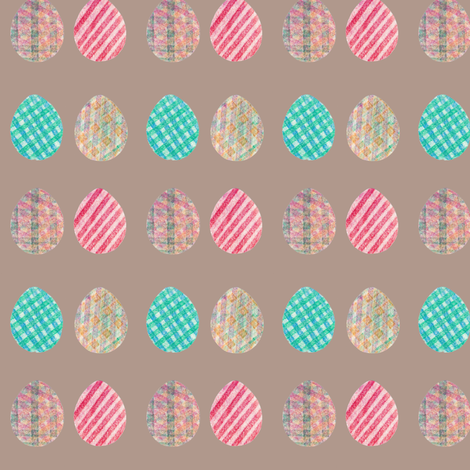 simply_eggs fabric by lissisissi on Spoonflower - custom fabric