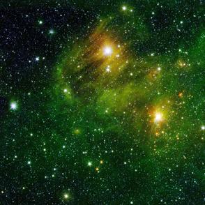 Green Star Scape