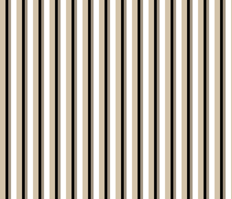 My New French Coat Stripe fabric by karenharveycox on Spoonflower - custom fabric