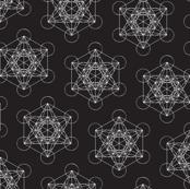 Metatron's Cube Print