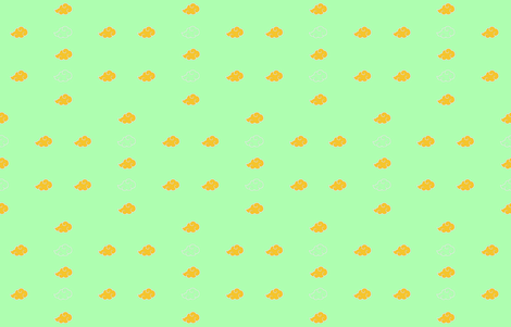 Naruto_Akatsuki_small fabric by makersway on Spoonflower - custom fabric