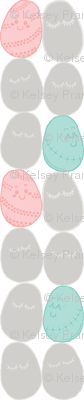 Pastel Painted Eggs