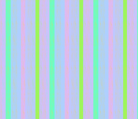 very beachy stripe cool breeze fabric by glimmericks on Spoonflower - custom fabric