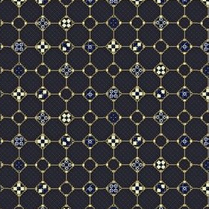 mosaic_metalwork blue