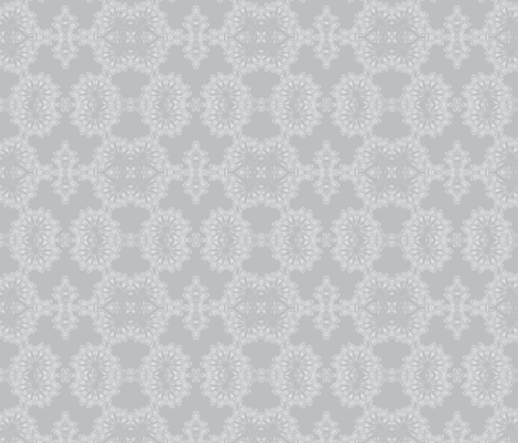 Lady's lace fabric by rdilley on Spoonflower - custom fabric