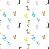 Eevee Fabric