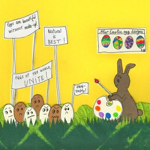 Easter egg revolt