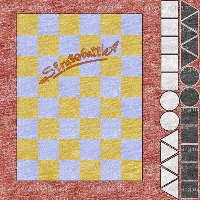 Stratobattle board