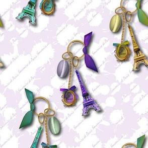 Souvenirs de Paris (Lavender)