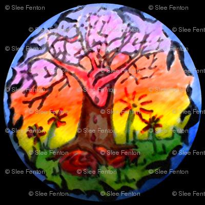 Bleeding Heart Tree