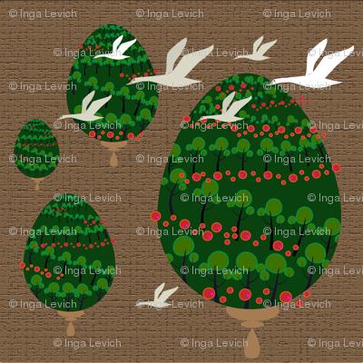 FABERGE garden