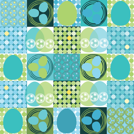 robin_s_picnic fabric by reginamartinedesign on Spoonflower - custom fabric