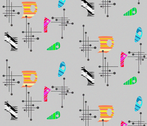 Custom1 fabric by retroretro on Spoonflower - custom fabric