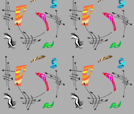 Custom3 fabric by retroretro on Spoonflower - custom fabric