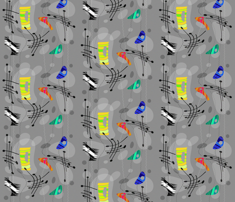 Custom5 fabric by retroretro on Spoonflower - custom fabric