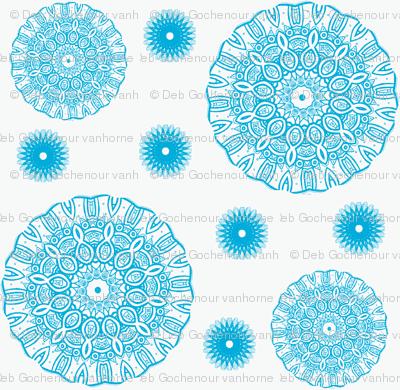 ruffled spirals in aqua-ch