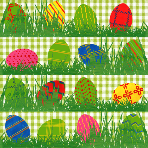 hidden_eastereggs fabric by sg-fabric on Spoonflower - custom fabric