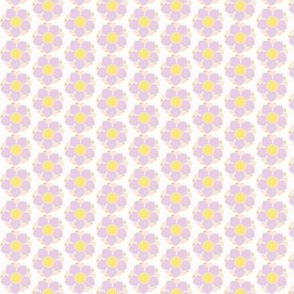 flowers in lilac hd