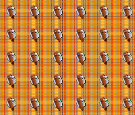 6_Cocktail_Weenie fabric by bob_smith on Spoonflower - custom fabric