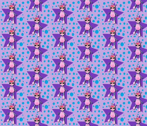 9_Strawberry fabric by bob_smith on Spoonflower - custom fabric