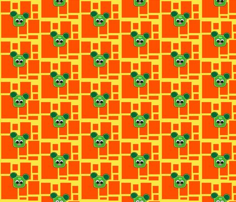 16_Bob_Head_Geometric fabric by bob_smith on Spoonflower - custom fabric
