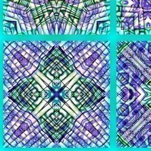 Cheater Polymer aqua-blue