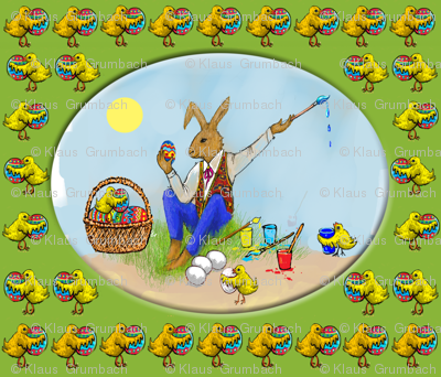 rabbit_the_painter