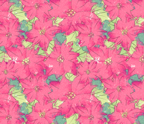 poisenttia fabric by kociara on Spoonflower - custom fabric