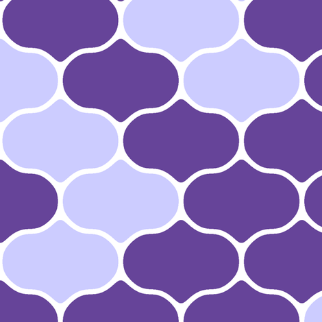 Spring Wire Grape fabric by inscribed_here on Spoonflower - custom fabric