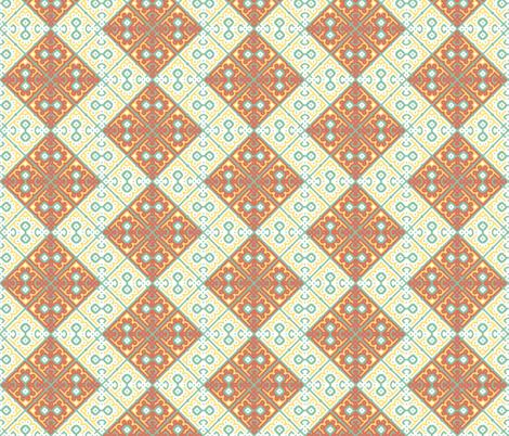 Moroccan Mosaic Tiles - Tuscan
