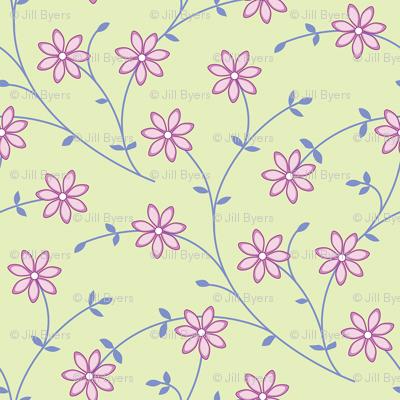 Daisy Vine green