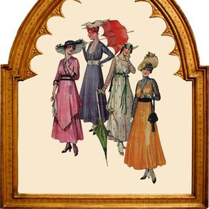 Women's Fashions 1915