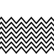chevron white based