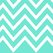 chevron mint based